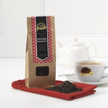 Ringtons Classic Loose Leaf English Breakfast 125g