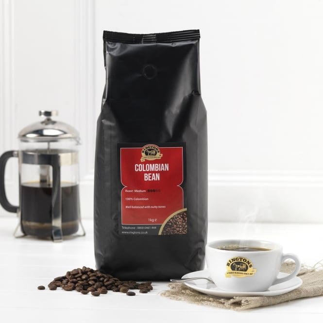 Ringtons Colombian Coffee Beans 1kg