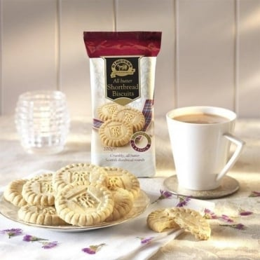 Ringtons Creamy Shortbread Rounds