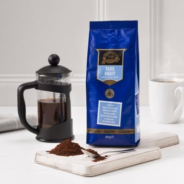 Ringtons Dark Roast Coffee 227g