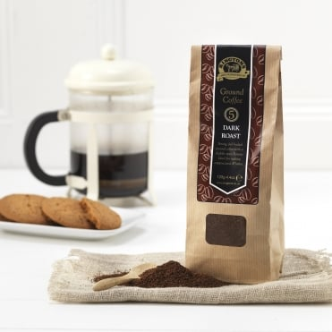 Ringtons Dark Roast Ground Coffee 125g