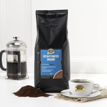 Ringtons Decaf Ground Coffee 1kg