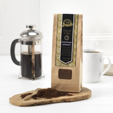 Ringtons Fortissimo Espresso Ground Coffee 125g