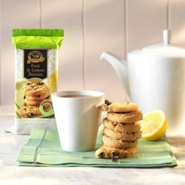 Ringtons Fruit & Lemon Biscuits 150g