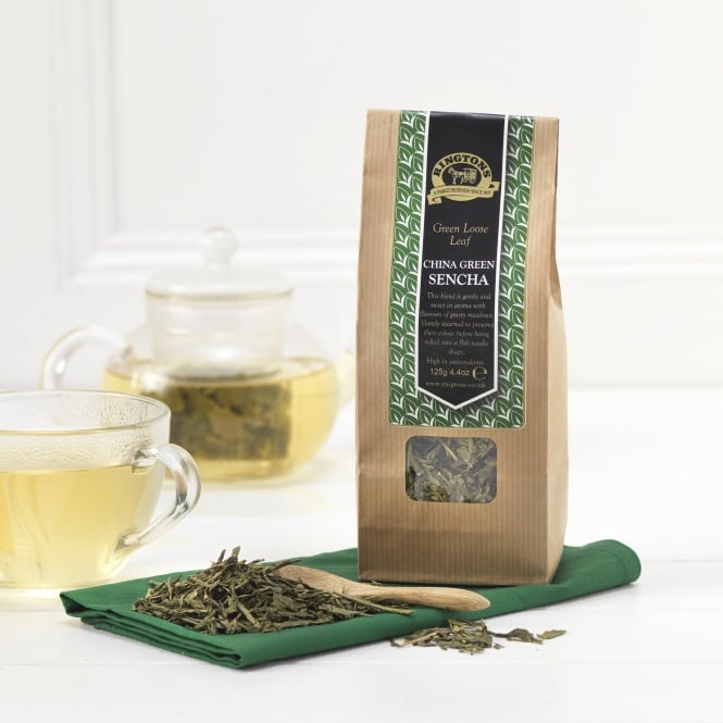 Ringtons Green Loose Leaf China Green Sencha 125g