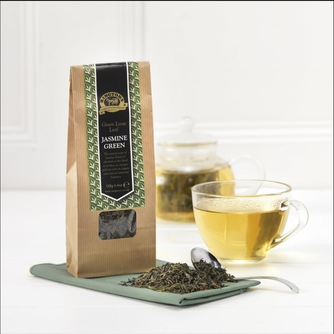 Ringtons Green Loose Leaf Jasmine Green 125g