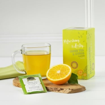 Ringtons Green Tea & Citrus Infusion 25s