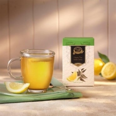 Ringtons Green Tea & Citrus Tea Bags 20