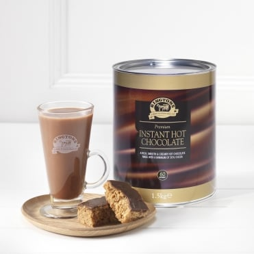 Ringtons Instant Hot Chocolate Catering Tin 1.5kg