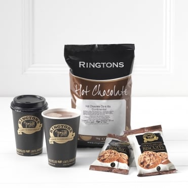 Ringtons Instant Hot Chocolate Drink Mix 1kg