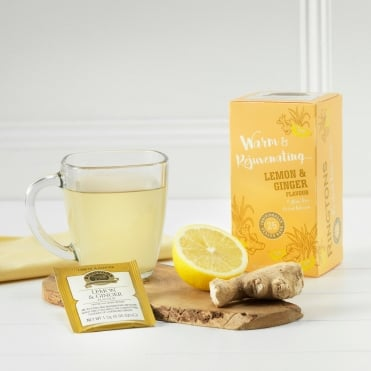 Ringtons Lemon & Ginger Infusion 25s