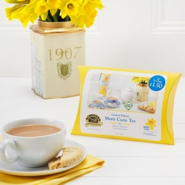 Ringtons Limited Edition Marie Curie Tea Pack