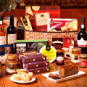 Ringtons On the Day Hamper - Available from our Doorstep Delivery Service Only