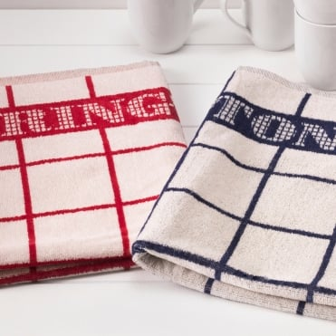 Ringtons Pair of Tea Towels