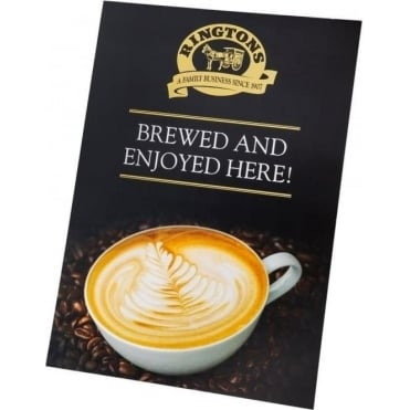 Ringtons Coffee Poster
