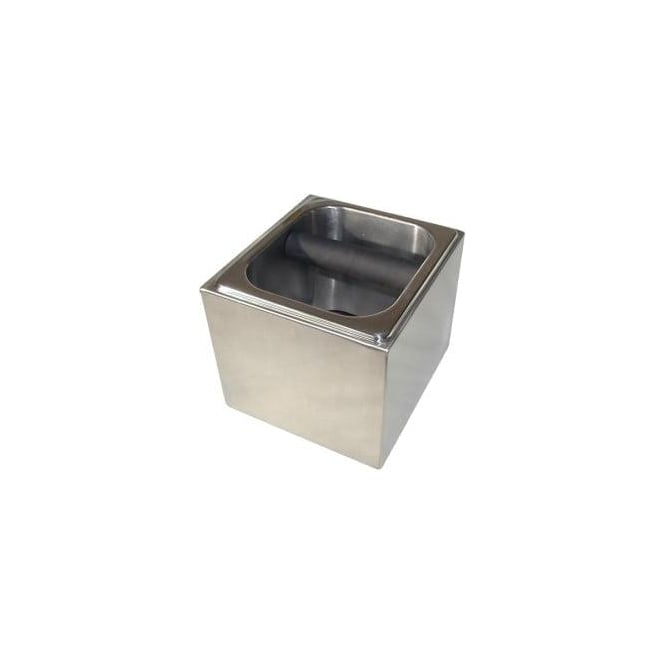 Ringtons Stainless Steel Knock Out Box