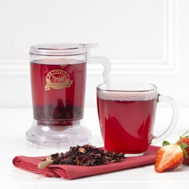 Ringtons Strawberries & Cream Loose Leaf Tea 1kg