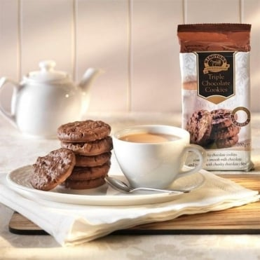 Ringtons Triple Chocolate Cookies 200g