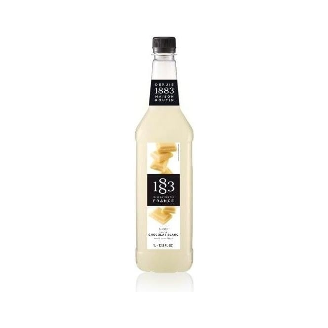 Routin 1883 Coffee Syrup White Chocolate