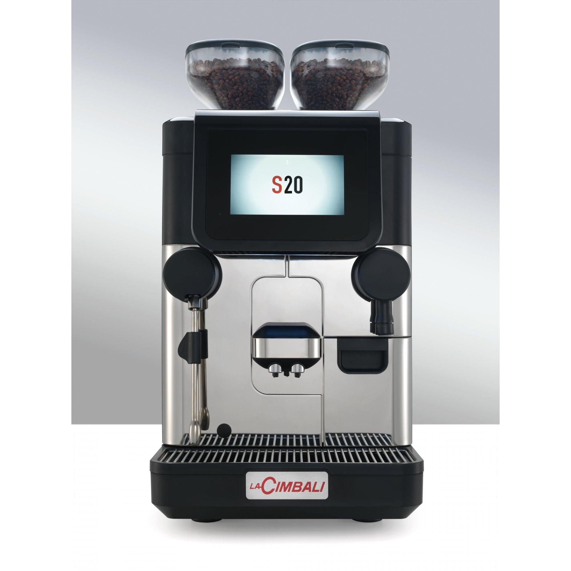 La Cimbali S20 S10 Ts4 Semi Automatic Bean To Cup Machine