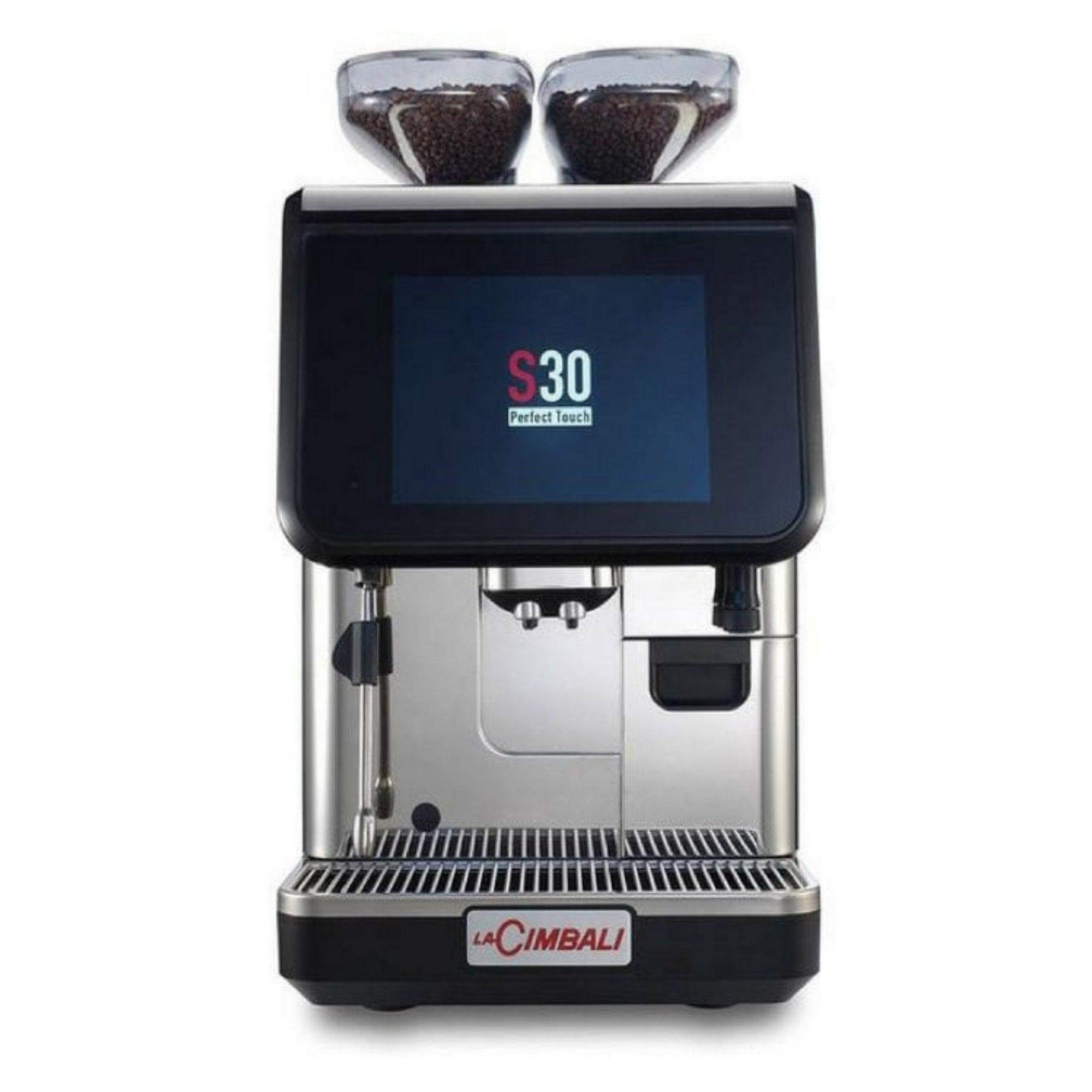 La Cimbali S30 Cs10 Semi Automatic Bean To Cup Machine With